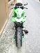 """ชุดล้อโตแม็กซ์ Ninja 250-300 หลัง 17"""" x 5.5"""" (อาร์มเดิม)"""